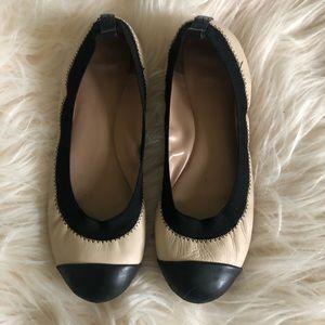 Banana Republic Leather Shoes Sz 6.5M